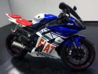 2009 YAMAHA R6 We know many of us were hit hard by bad