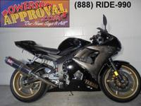 2009 Yamaha R6 Raven Edition Crotch Rocket for sale $99