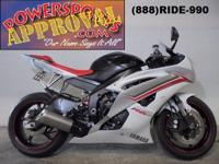 2009 Yamaha R6 Sports Bike for sale with only 6,071