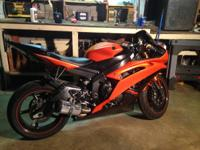 I have a 2009 Yamaha R6, I am looking to trade for a