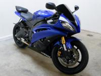 2009 YAMAHA R6. We are below to assist you and respond