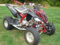 2009 Yamaha Raptor 700R Powersport and 2006 Go Cart.