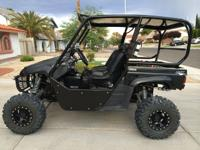 2009 Yamaha Rhino 700 SE Fuel Injected. 2740miles