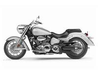 Bikes Cruiser. 2009 Yamaha Roadliner S Looks Just Plain