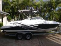 2009 Yamaha SX230. Ask about Twin engines Twin High