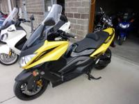 2009 Yamaha T-Max Scooter 500cc engine ONLY 2,200