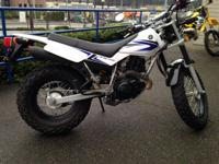 Bikes Dual Purpose 7725 PSN. 2009 Yamaha TW200 ALL