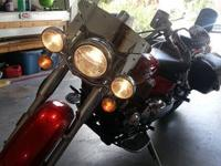 2009 V Star 650 Classic with 2900 miles. I bought in