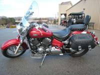 Motorcycles Cruiser 1544 PSN. 2009 Yamaha V Star