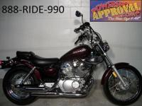 2009 Yamaha Virago 250 motorcycle for sale only $49 per
