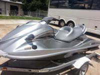 2009 Yamaha vx Cruiser 15HR Reverse, Remote Security,