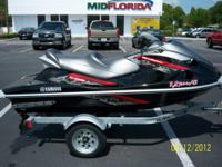 2009 yamaha vx cruiser 43hr no salt water use . like