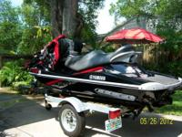2009 Yamaha VX Cruiser jet ski , jet ski ,( it now has