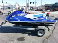 VERY NICE CONDITION 2009 YAMAHA VX DELUXE WITH ONLY 57