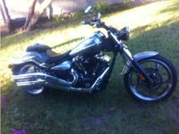 2009 Yamaha VX1900 Raider Cruiser. Good bike in