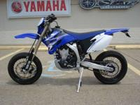 Brand New Yamaha WR450 Super Moto! What does it not
