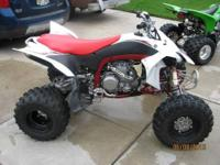 For sale is a 2009 Yamaha YFZ450R, fuel injected, it is