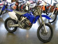 2009 Yamaha YZ450F Nice  THE HIGH-SPEED PURSUIT OF