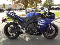 The all-new YZF-R1 differs anything previously. 2009