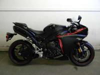 The all-new YZF-R1 differs anything previously. Thats