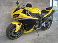 Motorcycles Sport 7268 PSN . 2009 Yamaha YZF-R1 Late