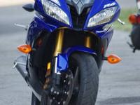 2009 YAMAHA YZF-R6 RUNS GREAT and LOOKS GREAT!! I have