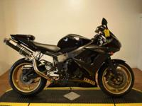 2009 Yamaha YZF-R6S Devil Exhaust and Zero Gravity