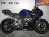 2009 Yamaha YZFR6S. Discuss a deal. This race all set
