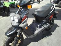 2009 Yamaha Zuma LAST ONE....GET IT AT THIS UNBEATABLE