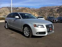 2009 Audi A4 Station Wagon 2.0 T Prem Plus Our Location