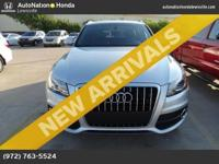 This 2009 Audi Q5 Prestige is offered exclusively by