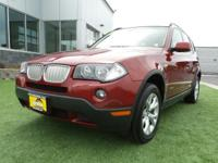 VERY NICE BMW X3 AWD......LEATHER MOONROOF AND LOADED