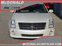 Options:  2009 Cadillac Sts V6 All-Wheel Drive