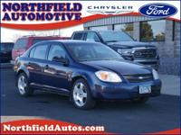 Climb inside the 2009 Chevrolet Cobalt! This compact