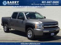 Check out this gently-used 2009 Chevrolet Silverado