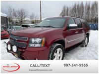 Check out this 2009 Chevrolet Suburban LTZ. This