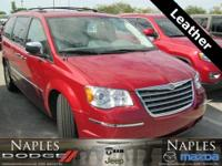 Leather Heated Seats, Clean CarFax 3rd Row, Back-up