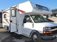 Description Make: Coachmen Mileage: 8,000 miles Year: