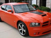 2009 Dodge Charger SRT8 Super Bee HEMI 35800 miles,
