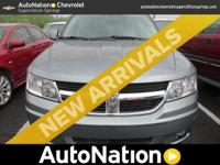 This outstanding example of a 2009 Dodge Journey R/T is
