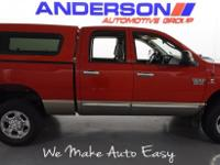 SAVE BIG AT ANDERSON DODGE BY CALLING 1- TODAY!! WOW