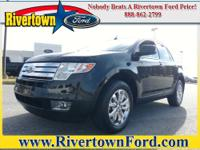 Rivertown Ford is honored to present a wonderful