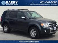 Looking for a clean, well-cared for 2009 Ford Escape?