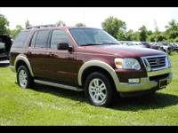 # A8410. Beautiful and fully loaded 2009 Ford Explorer