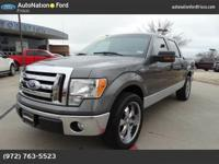 CLEAN CAR FAX!!!!! 2009 Ford - F150, automatic,