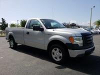 2009 Ford F-150 XL Brilliant Silver Clean CARFAX.