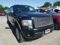 2009 Ford F-150 4x4 FX4 Edition !!! 2-OWNER vehicle !!!