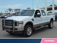 6.4L OHV V8 TURBO-DIESEL POWER STROKE ENGINE,NAVIGATION