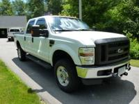 This F-350 was purchased new in November 2009. It has