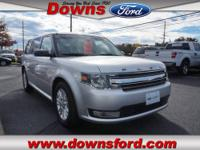 2009 FORD FLEX SEL AWD 4dr SEL AWD Our Location is: